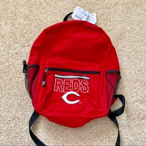 Major League Cincinnati Reds Red Book Bag